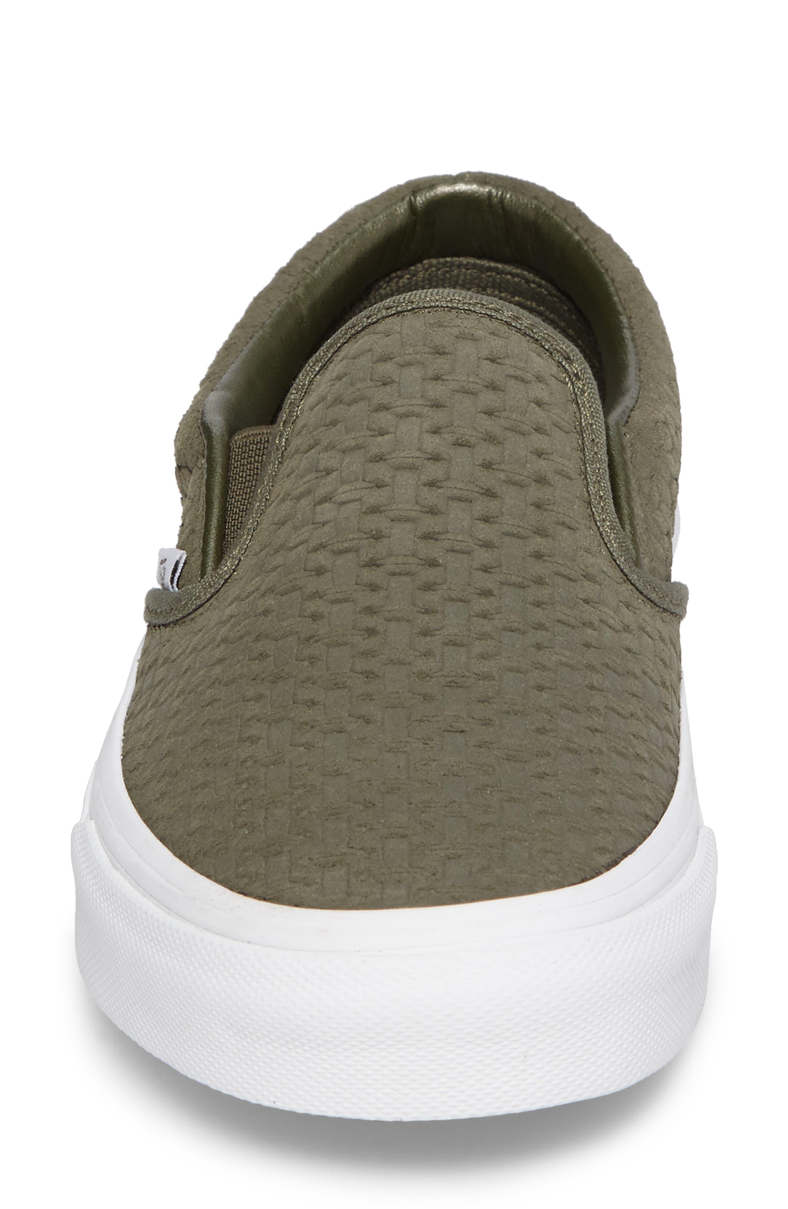 ,                             Classic Slip-On Sneaker,                             Alternate thumbnail 343, color,                             301