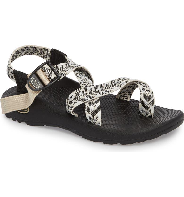 CHACO Z/2 Classic Sport Sandal, Main, color, TRINE BLACK / WHITE