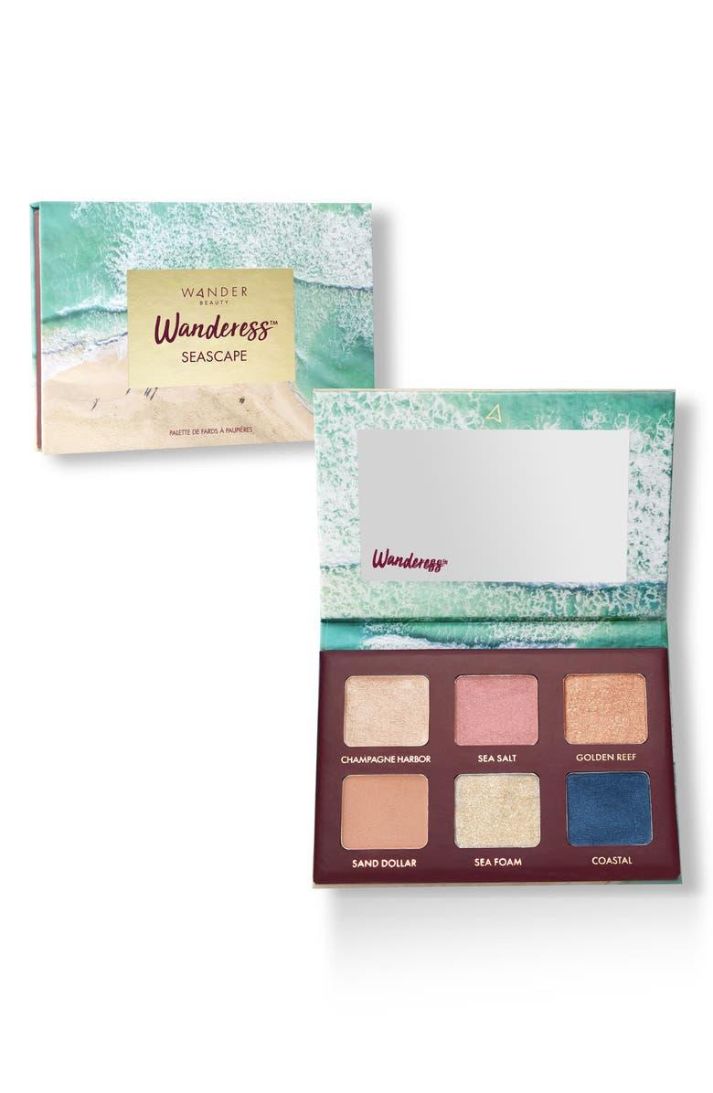 Wander Beauty Wanderess Seascape Eyeshadow Palette Limited Edition