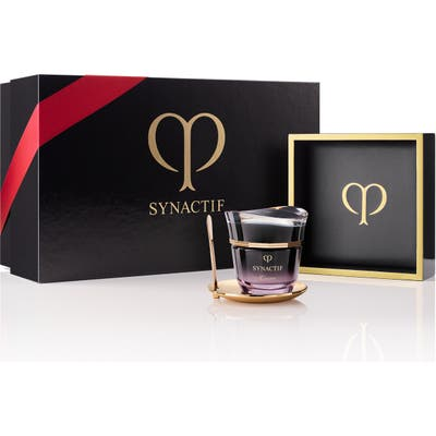 Cle De Peau Beaute Synactif Cream & Jewelry Tray