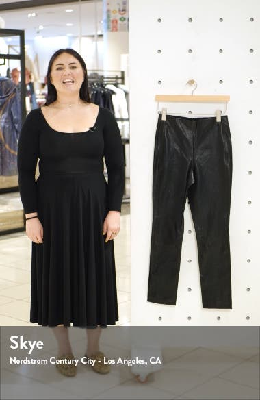 Simone Leather Pants, sales video thumbnail