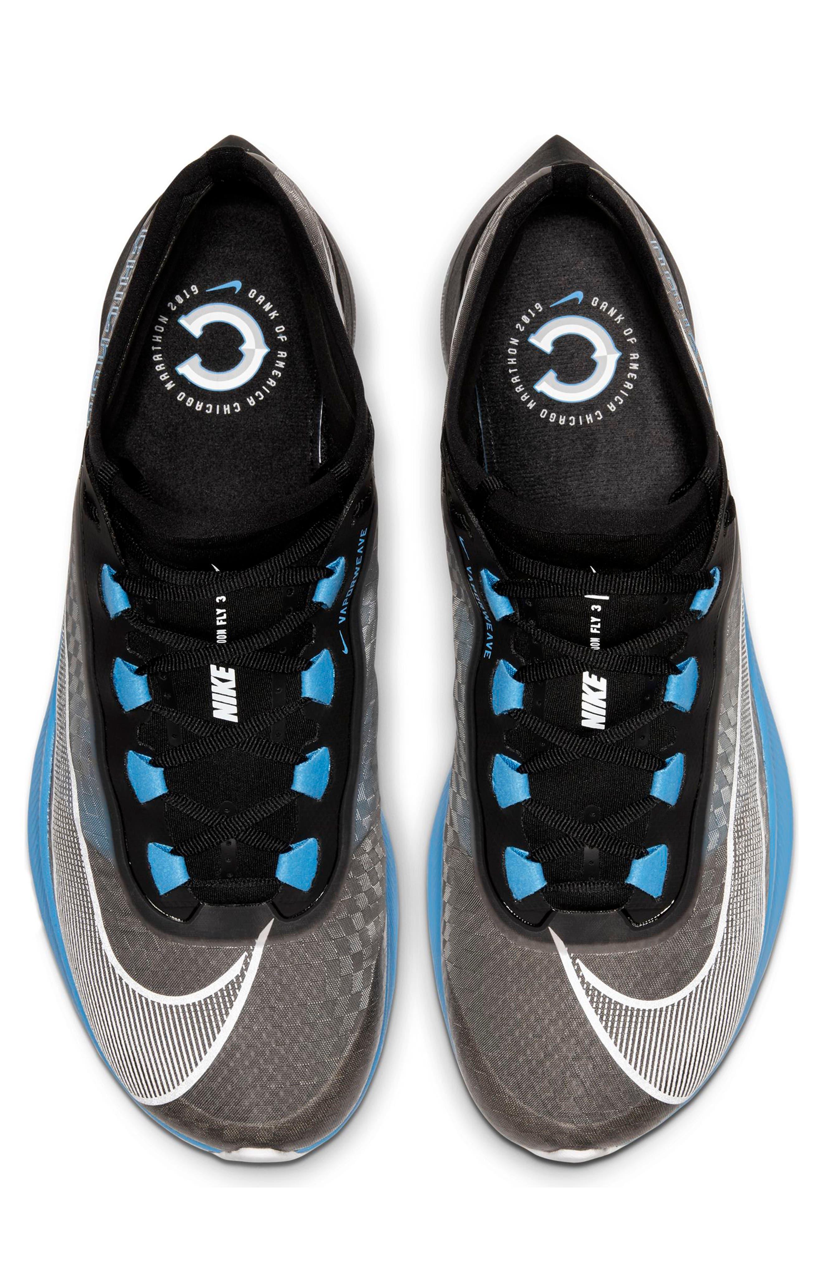 Nike Shoes Zoom Fly 3 Chicago Marathon Running Shoe