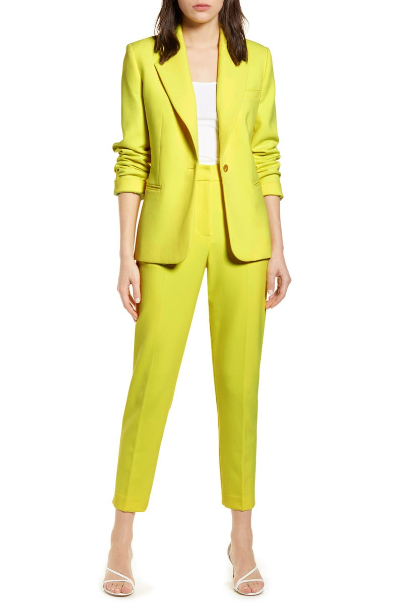FRENCH CONNECTION Adisa Sundae Suiting Pants, Main, color, 740