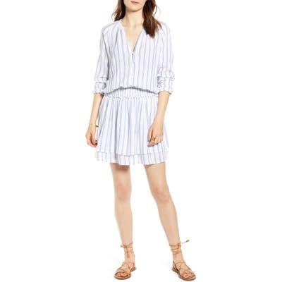 Rails Jasmine Long Sleeve Dress, Blue
