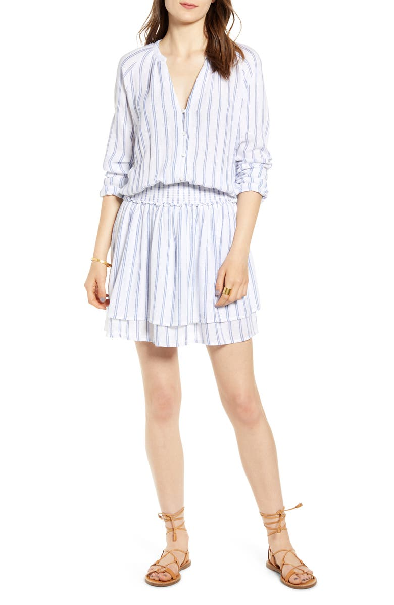 RAILS Jasmine Long Sleeve Dress, Main, color, 401