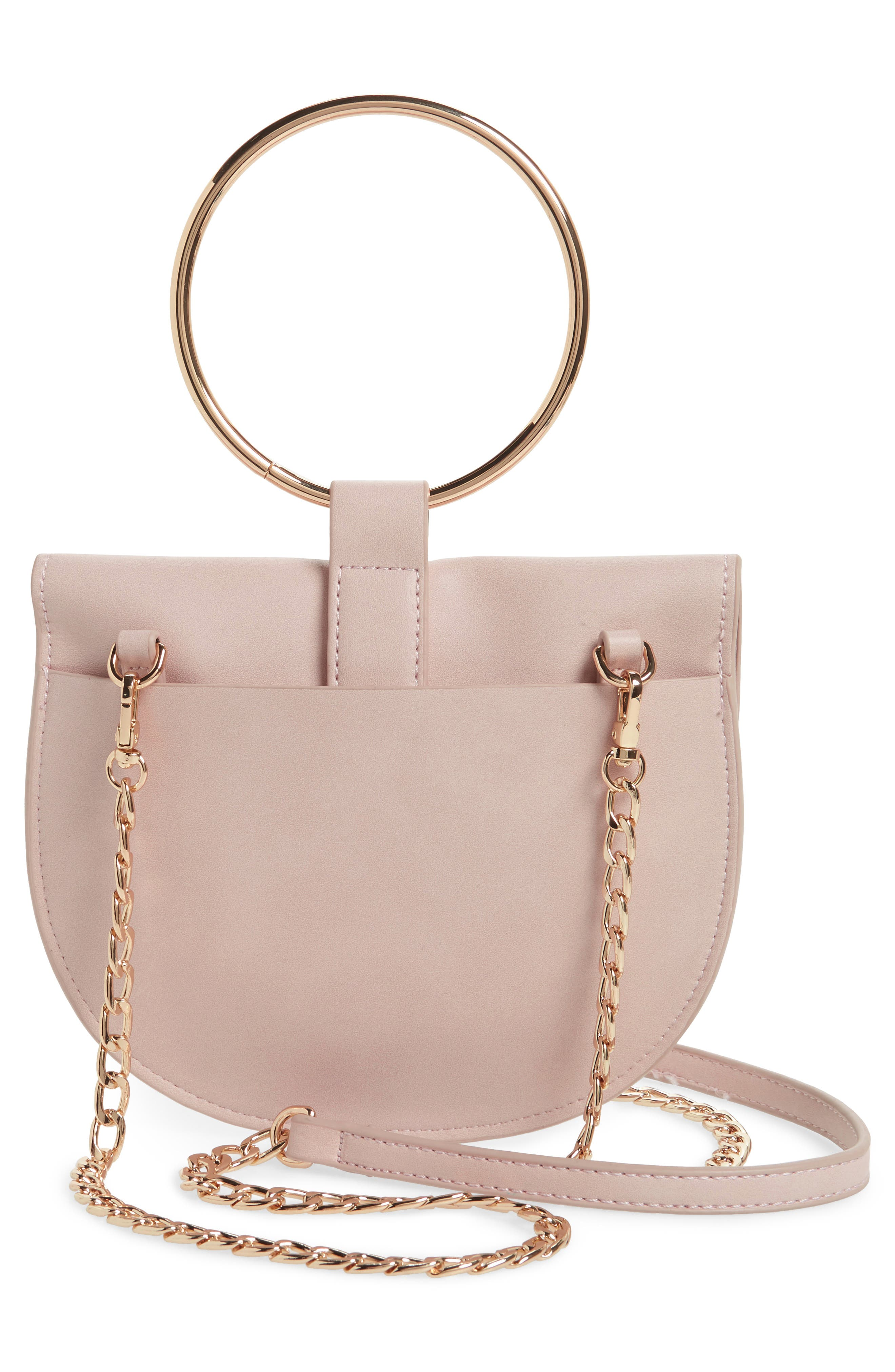 ,                             Reese Ring Crossbody Bag,                             Alternate thumbnail 28, color,                             680