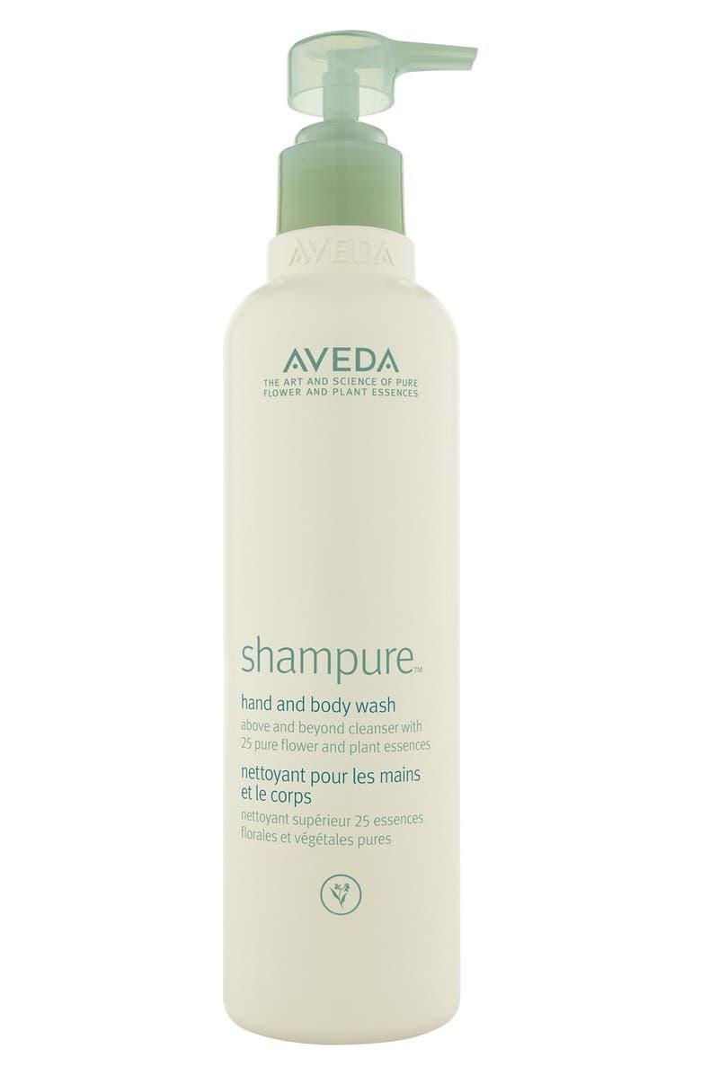 AVEDA shampure<sup>™</sup> Hand & Body Wash, Main, color, NO COLOR