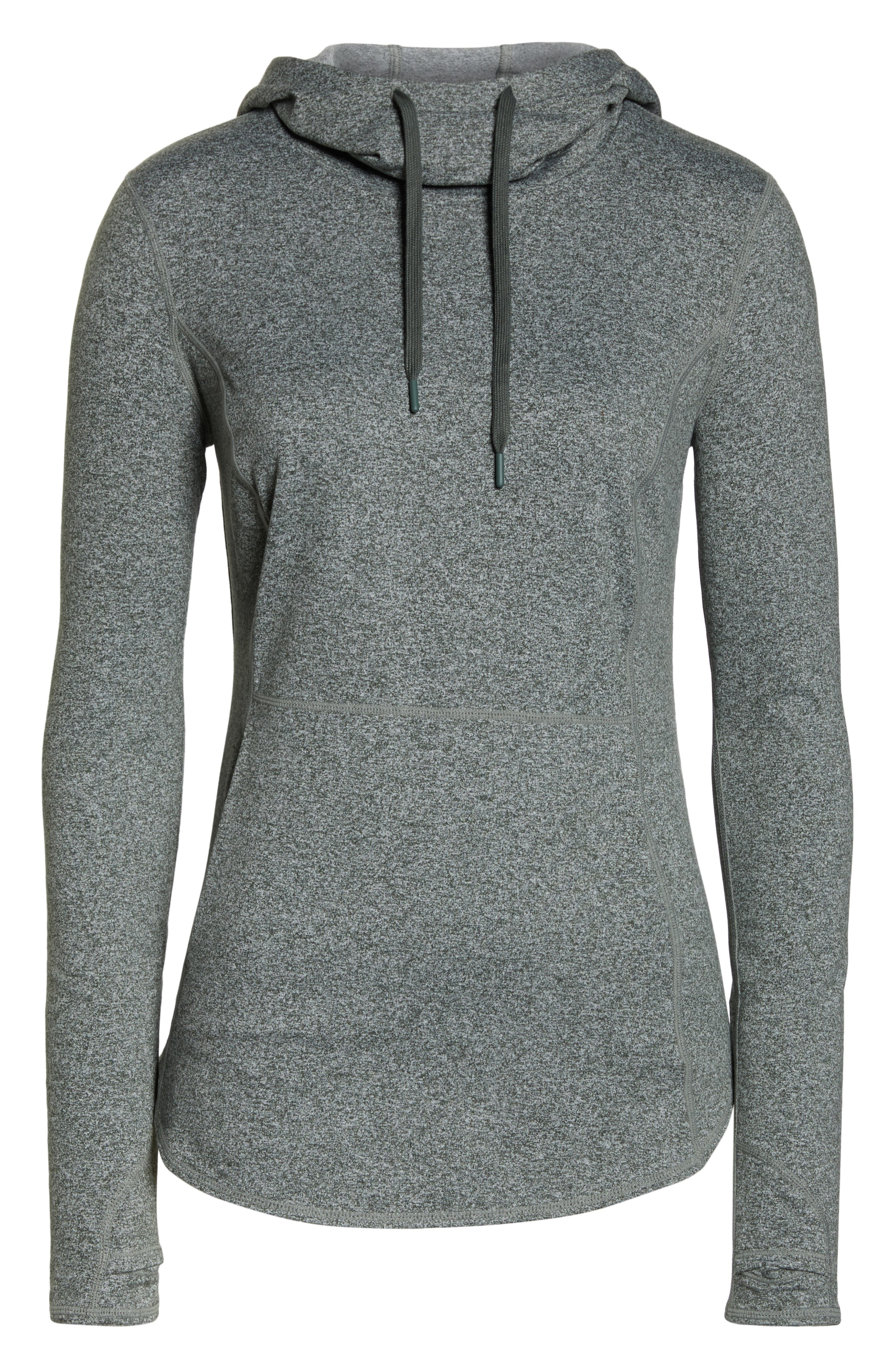 ,                             Taryn Ultrasoft Recycled Pullover Hoodie,                             Alternate thumbnail 19, color,                             300