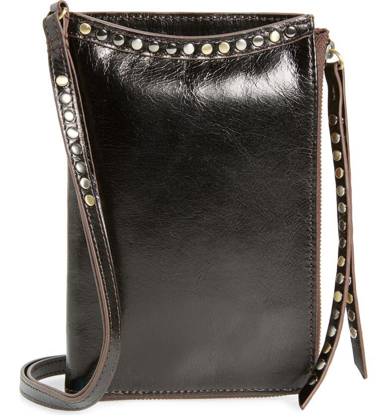 HOBO Moxie Leather Crossbody Bag, Main, color, 001