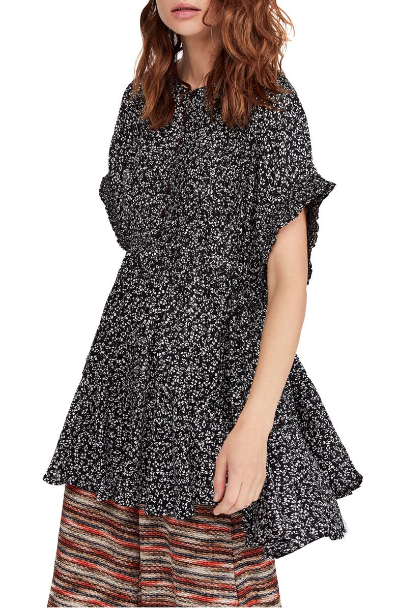 FREE PEOPLE One Fine Day Minidress, Main, color, 019