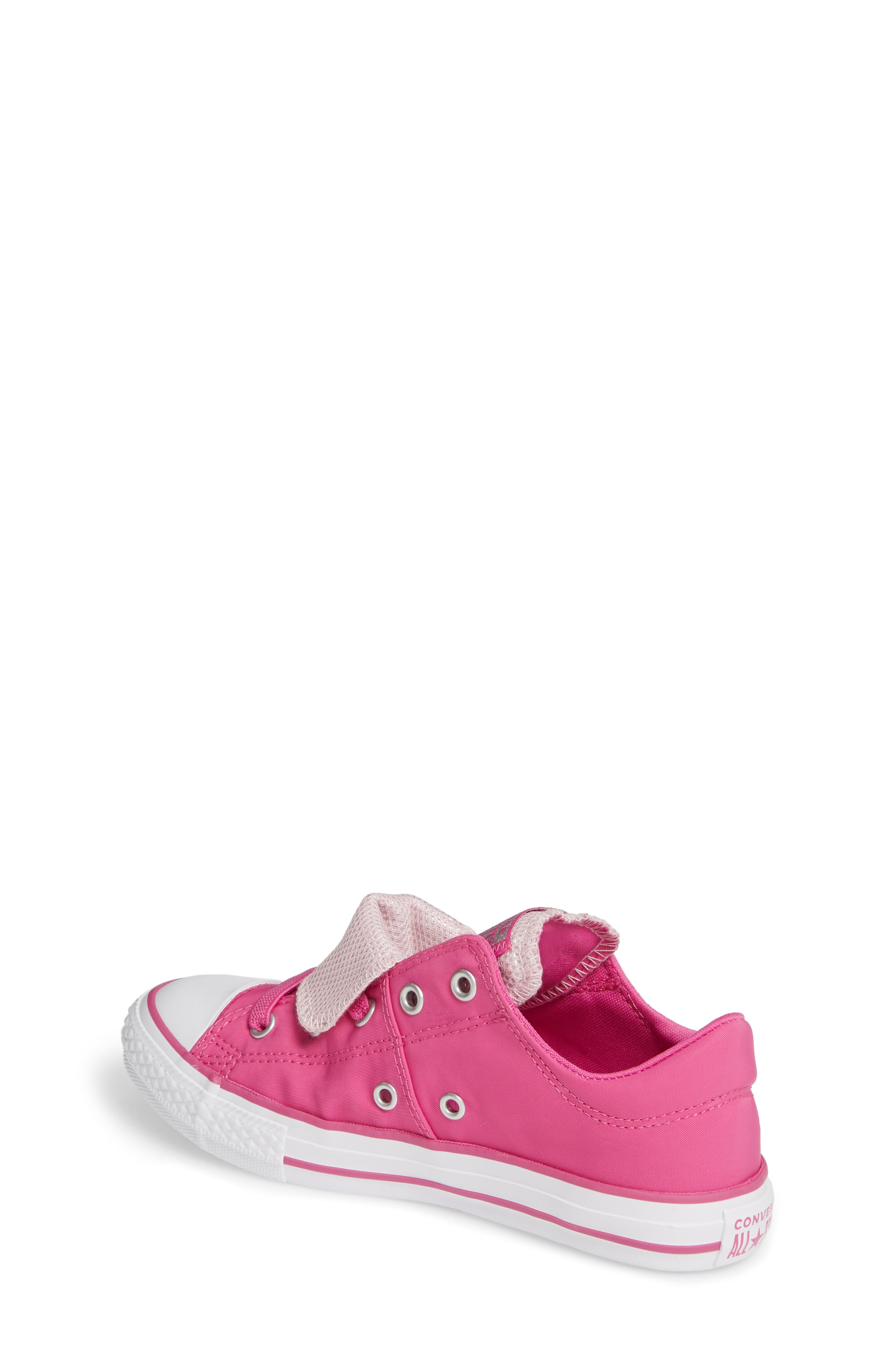 ,                             Chuck Taylor<sup>®</sup> All Star<sup>®</sup> Maddie Double Tongue Sneaker,                             Alternate thumbnail 32, color,                             650