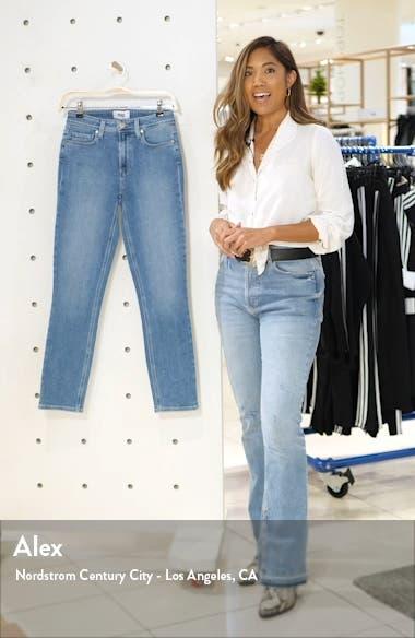 Vintage - Hoxton High Waist Straight Leg Jeans, sales video thumbnail