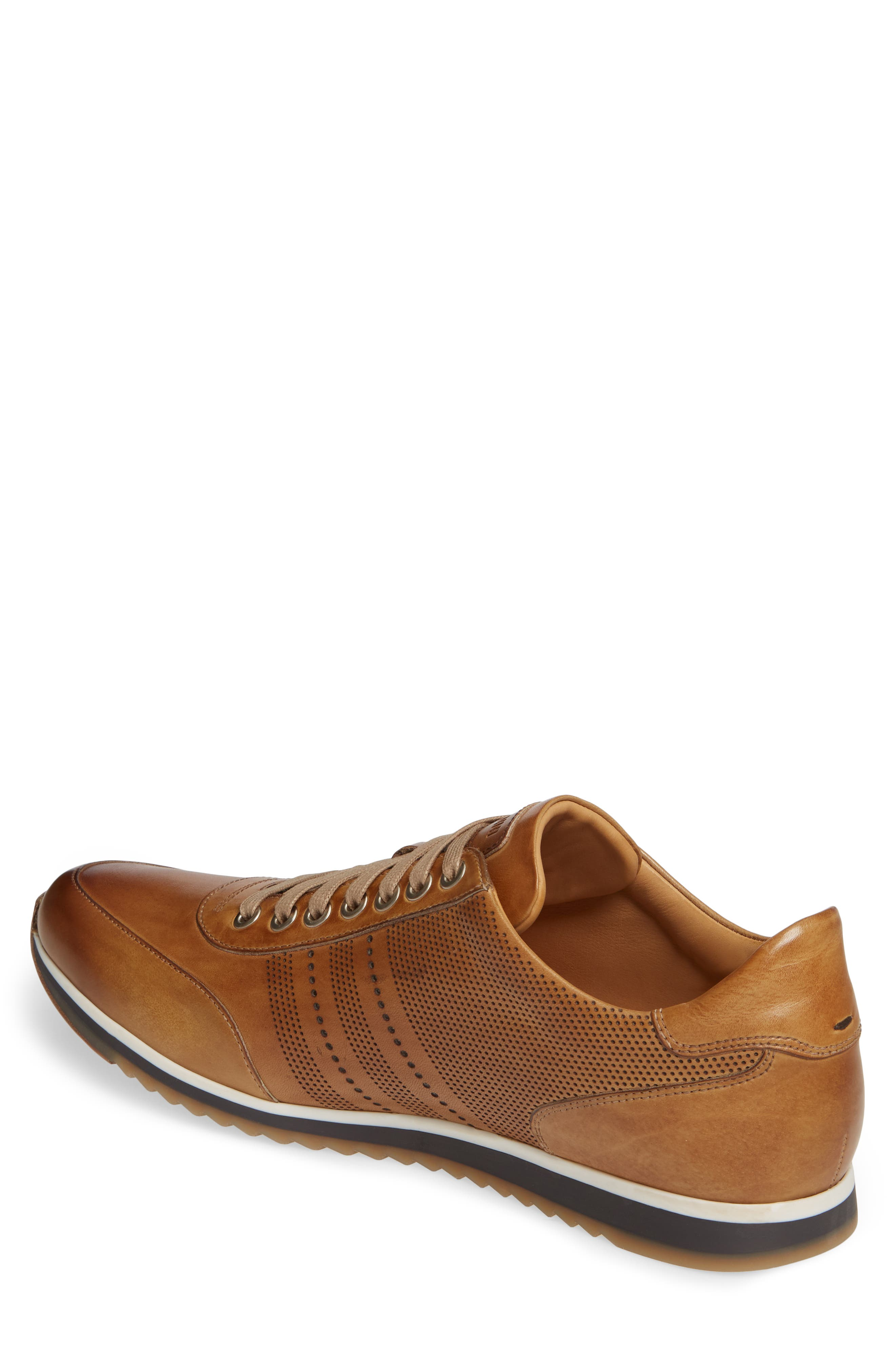 ,                             Merino Sneaker,                             Alternate thumbnail 2, color,                             TOBACCO LEATHER