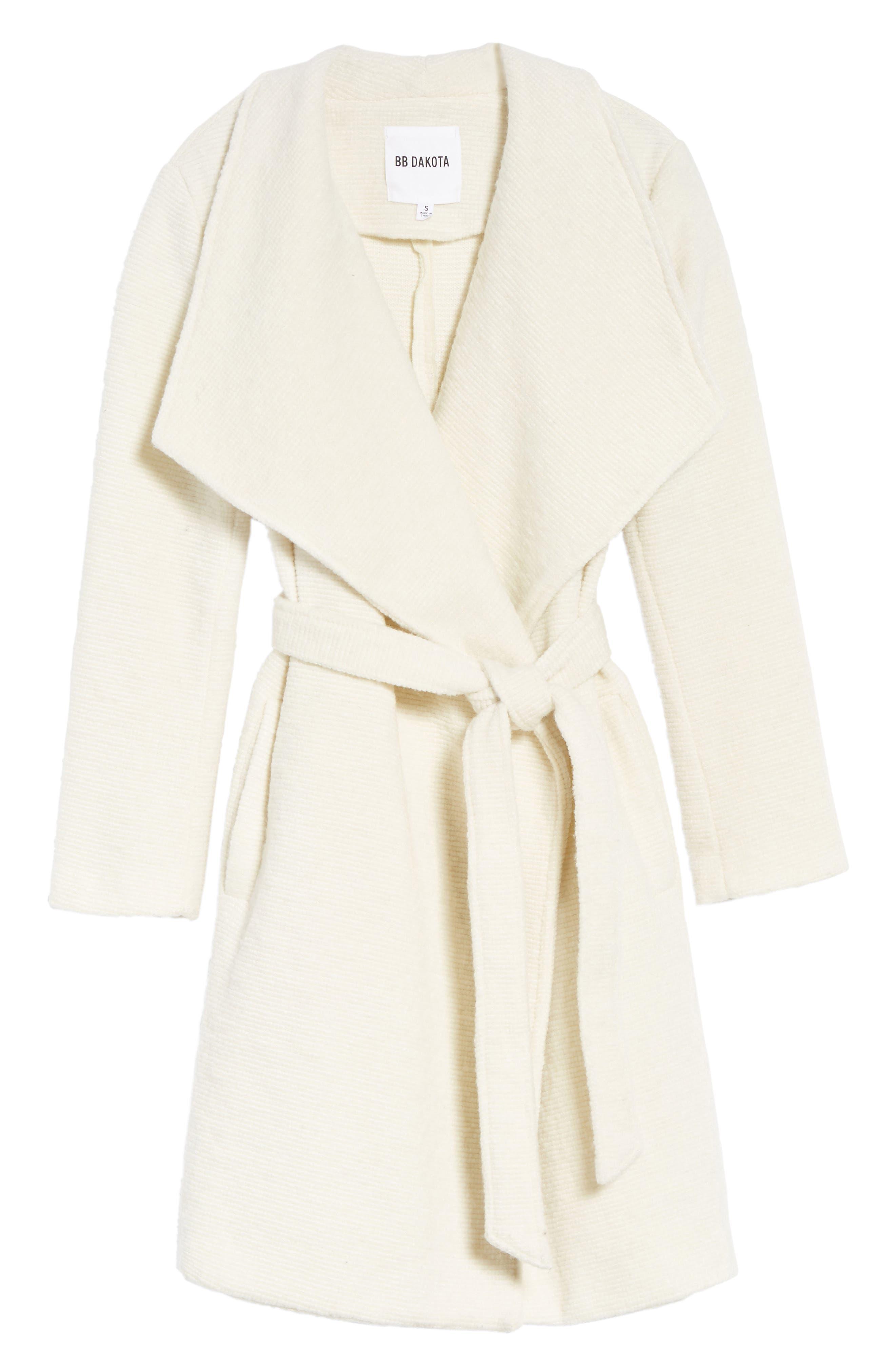 ,                             Issac Ribbed Blanket Coat,                             Alternate thumbnail 11, color,                             110