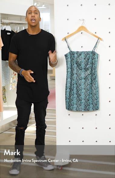 Viper Minidress, sales video thumbnail