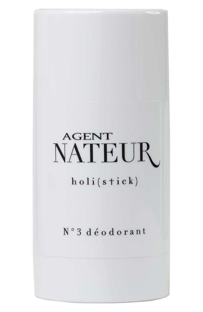 Agent Nateur Holi Stick No 3 Deodorant