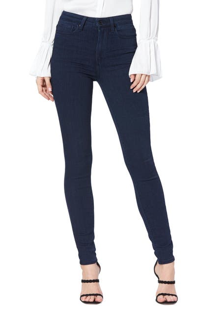Paige Jeans TRANSCEND - MARGOT HIGH WAIST ULTRA SKINNY JEANS