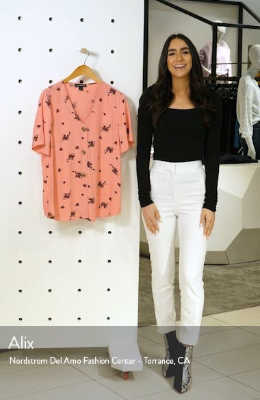 Easy Woven Top, sales video thumbnail