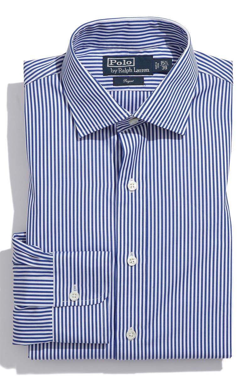 Polo Ralph Lauren Custom Fit Dress Shirt | Nordstrom