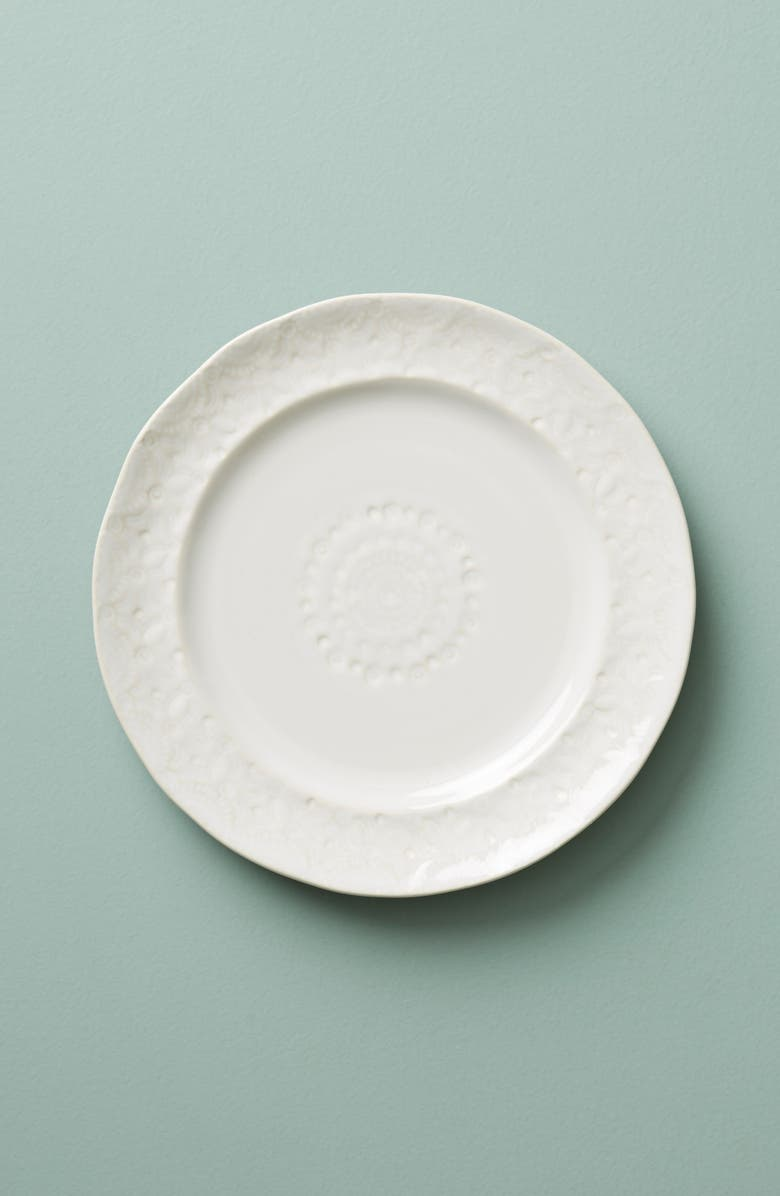 ANTHROPOLOGIE Old Havana Stoneware Side Plate, Main, color, 100