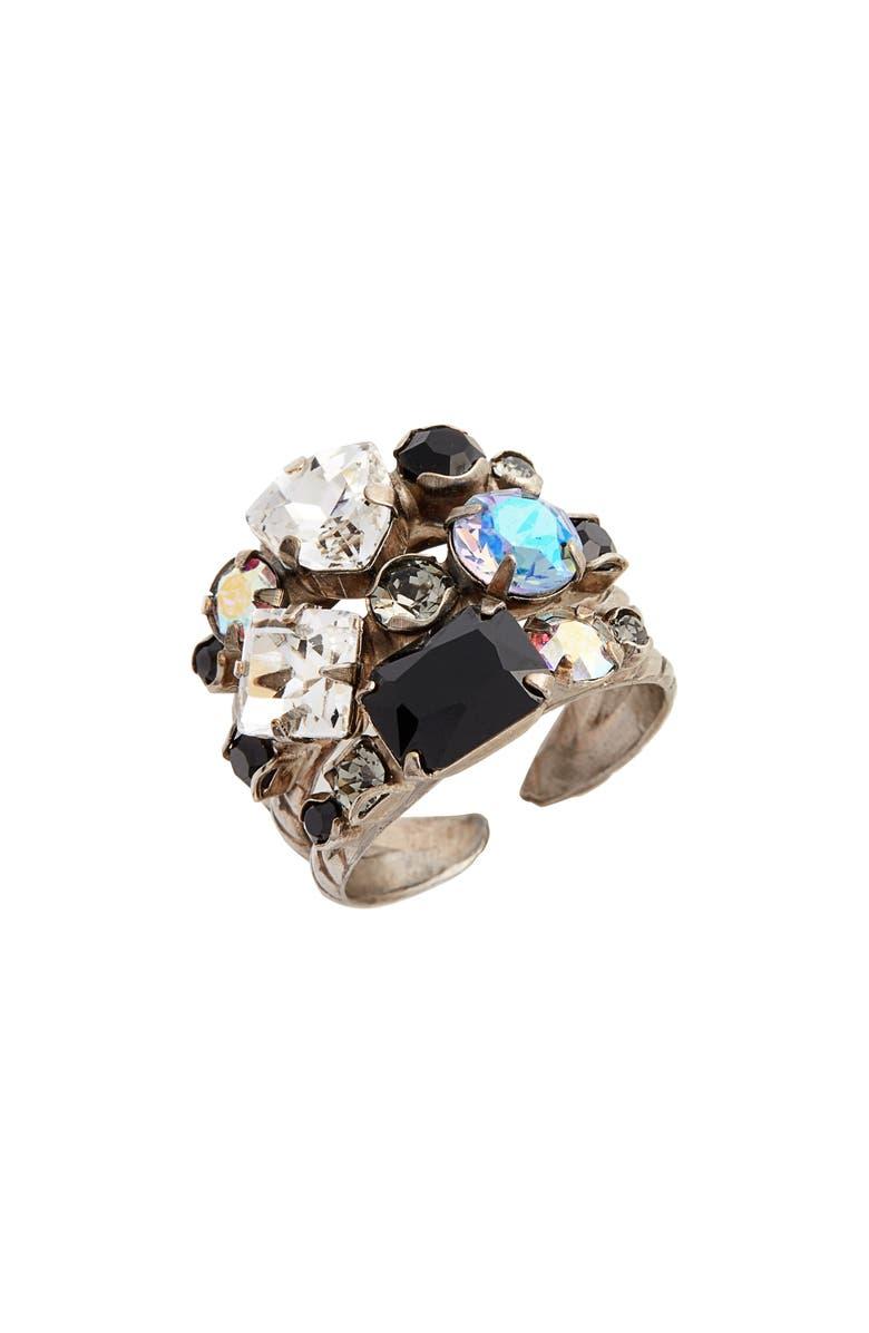 SORRELLI Triple Stack Ring, Main, color, 001