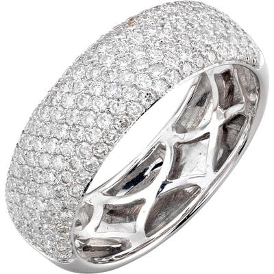 Bony Levy Pave Diamond Band Ring (Nordstrom Exclusive)