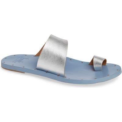 Beek Finch Sandal, Blue