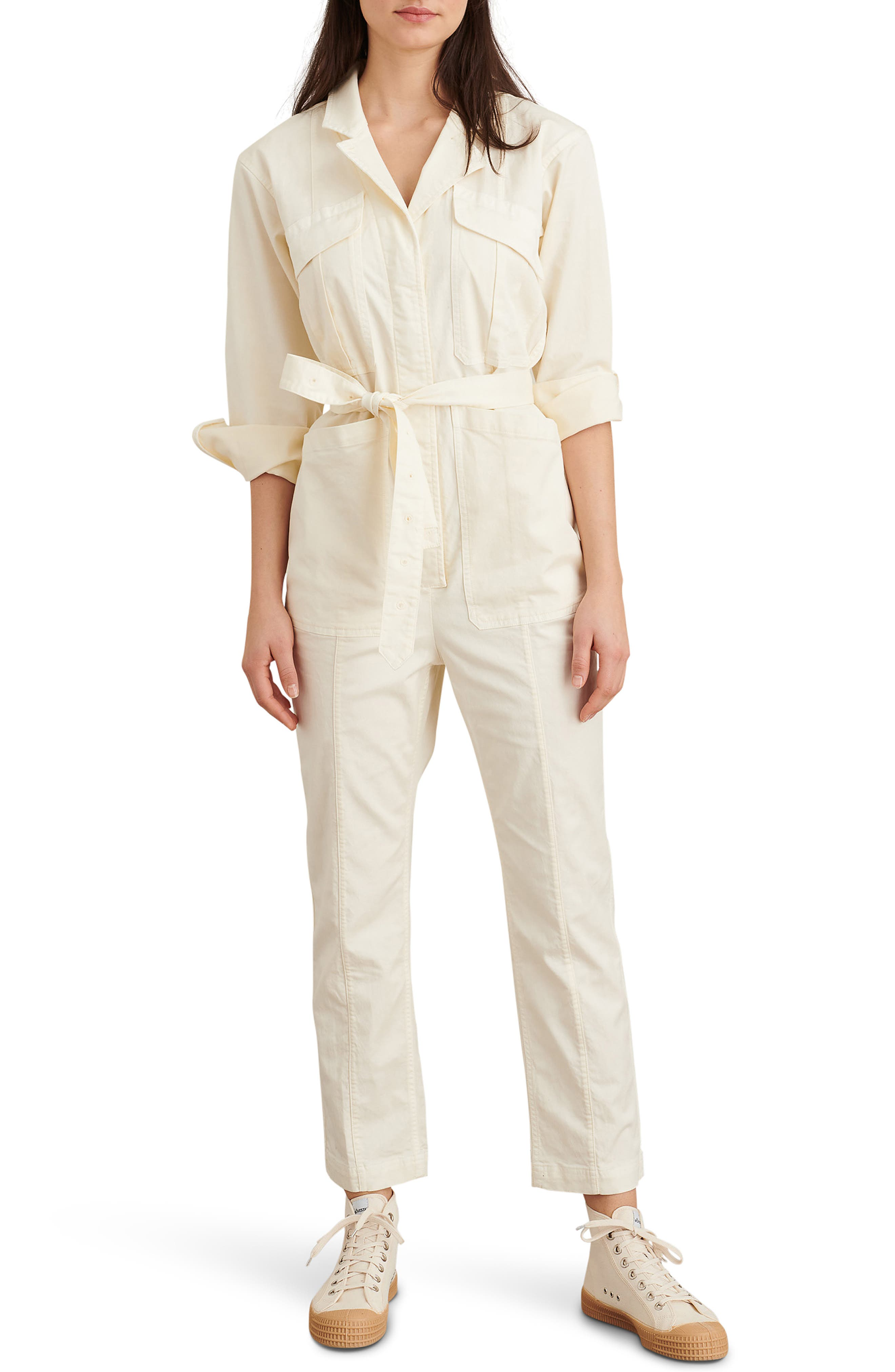 Expedition Twill Jumpsuit
