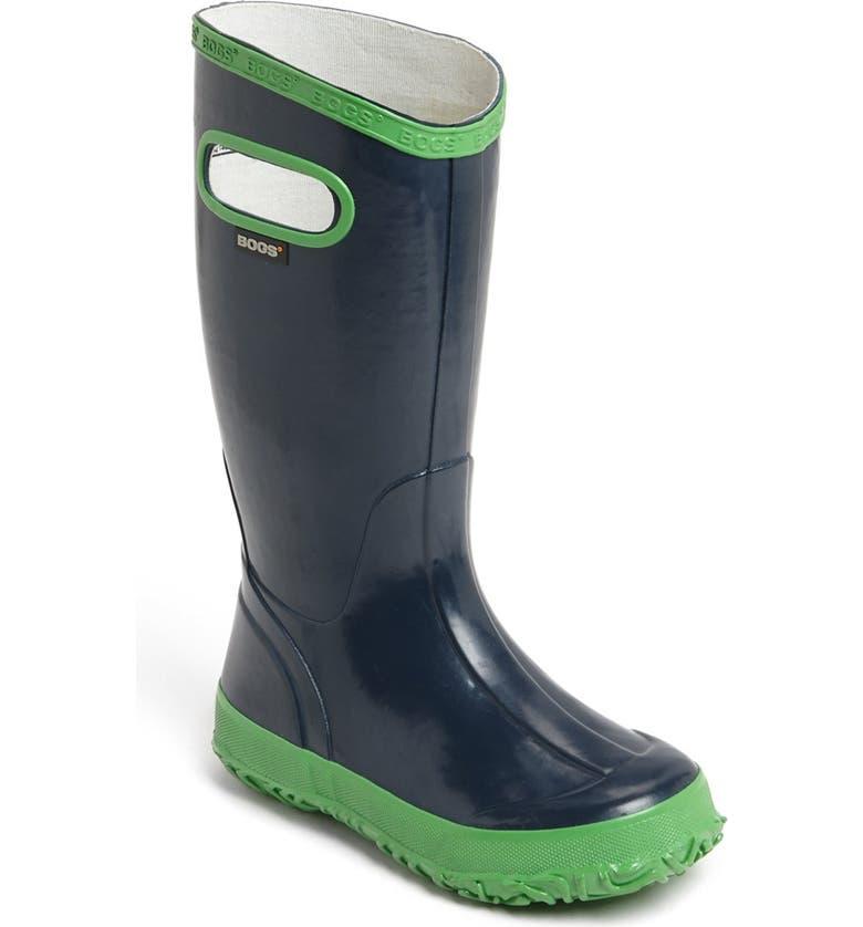 BOGS Rubber Rain Boot, Main, color, 411