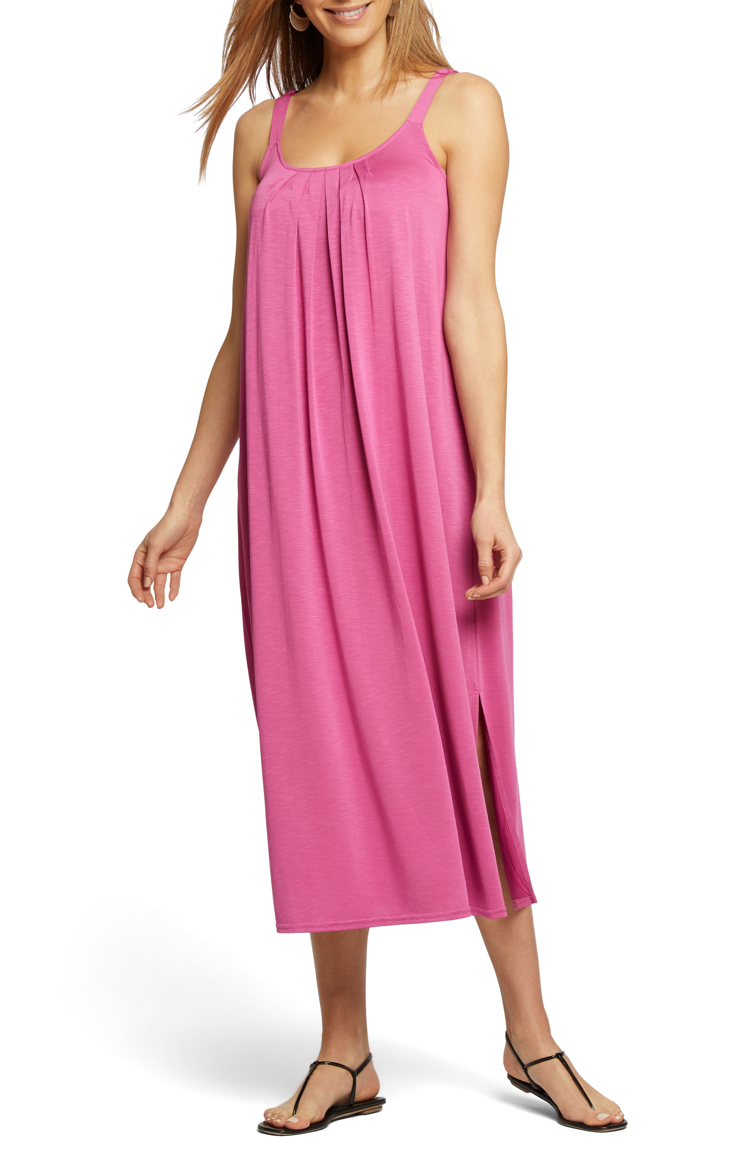 Petite Nic+Zoe Boardwalk Shift Dress, Pink