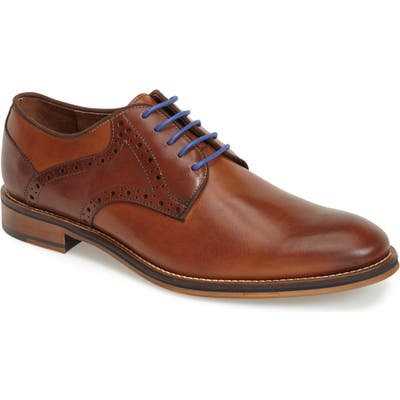 Johnston & Murphy Conard Saddle Shoe