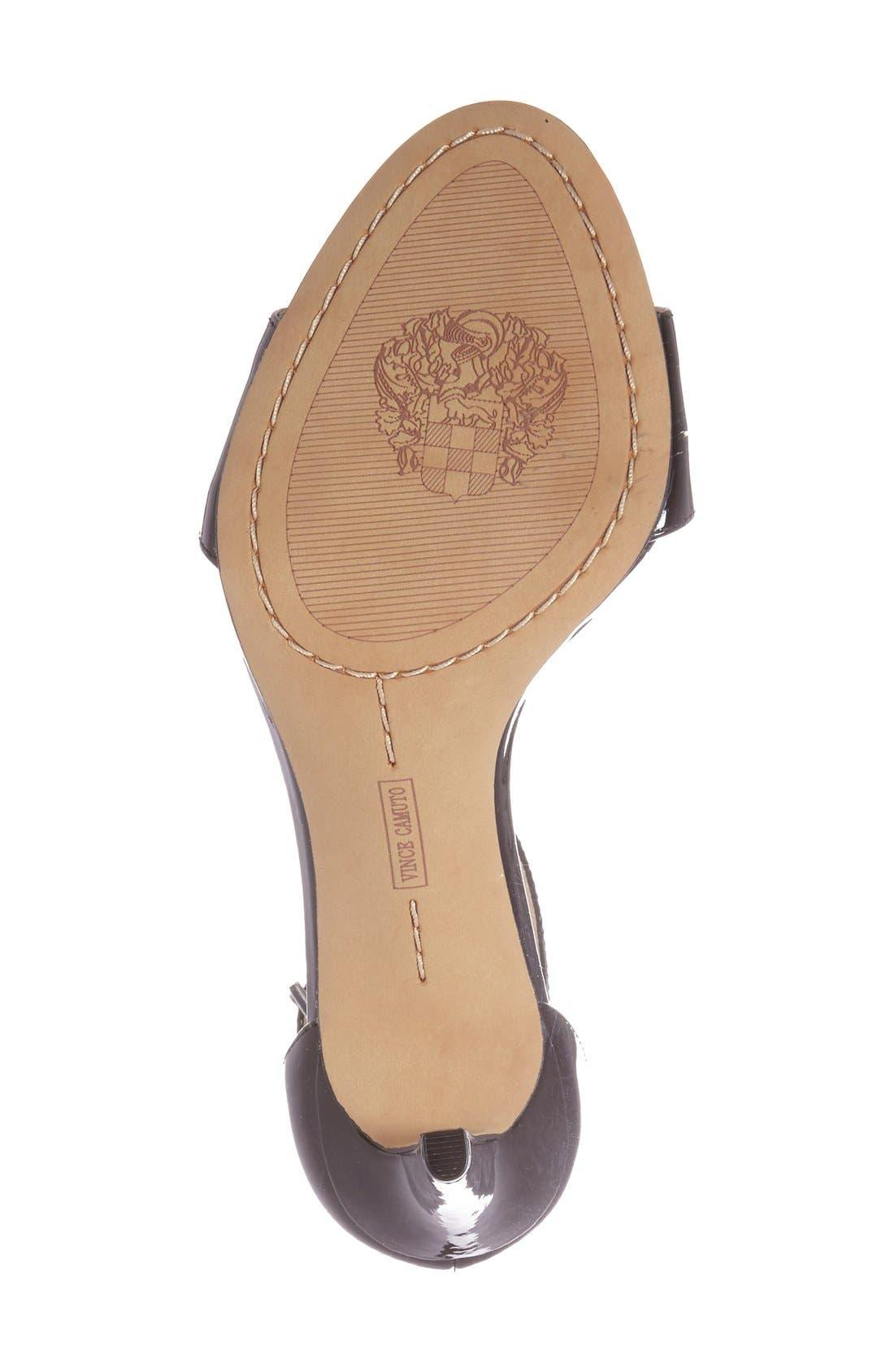 ,                             'Court' Ankle Strap Sandal,                             Alternate thumbnail 26, color,                             006