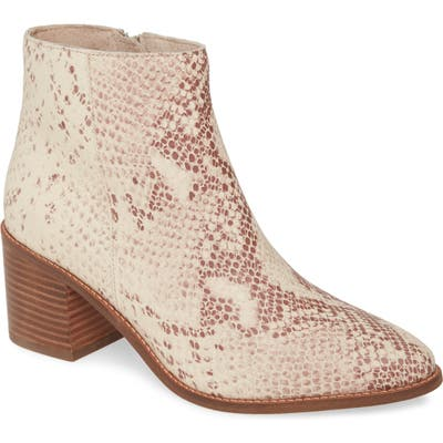 Seychelles For The Occasion Bootie, White