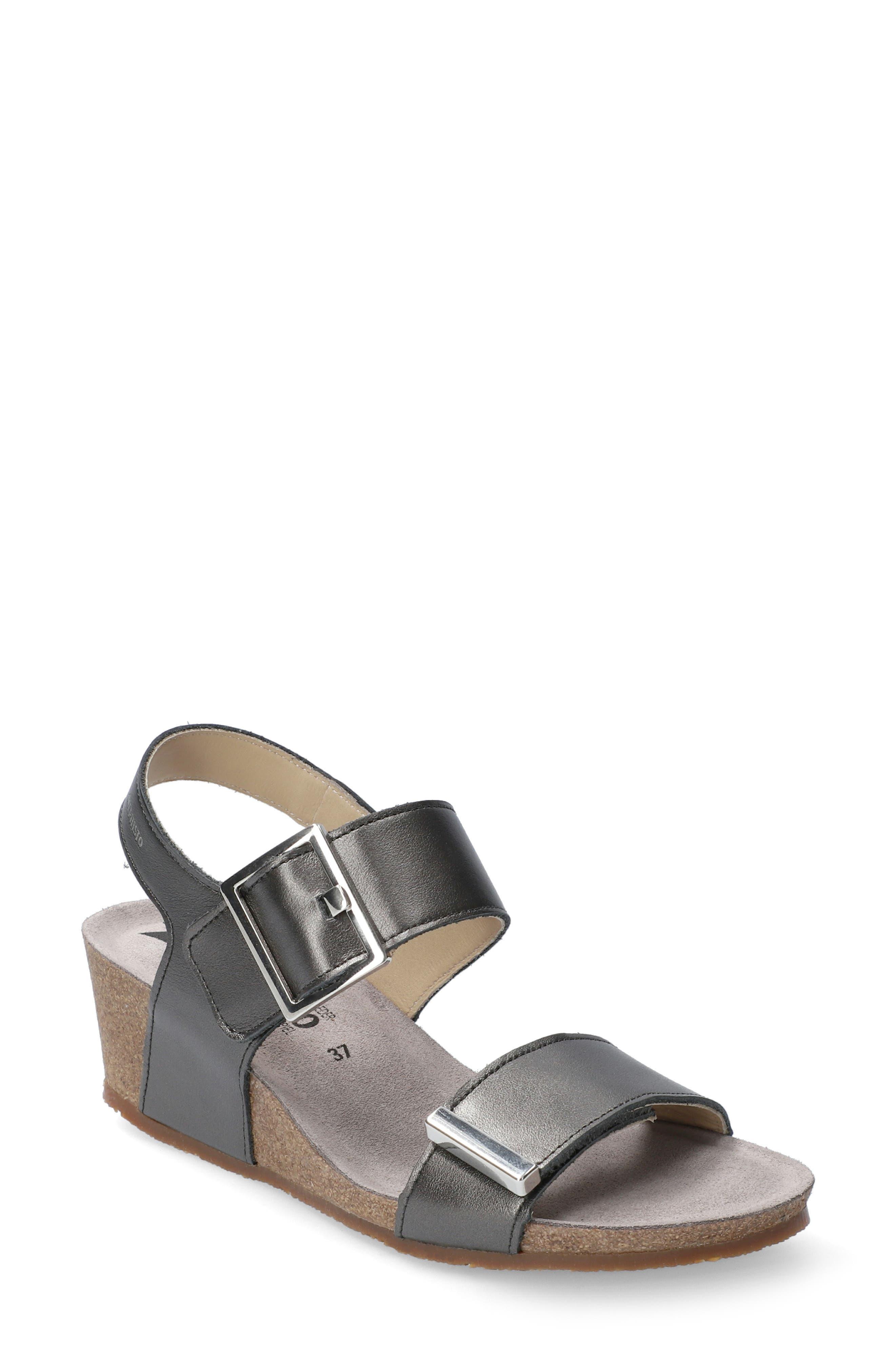 Morgana Wedge Sandal