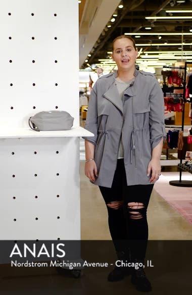 Bree Leather Belt Bag, sales video thumbnail