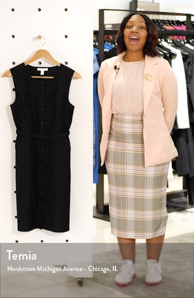 Belted Shirtdress, sales video thumbnail
