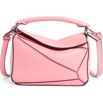 Loewe Puzzle Mini Calfskin Leather Bag -