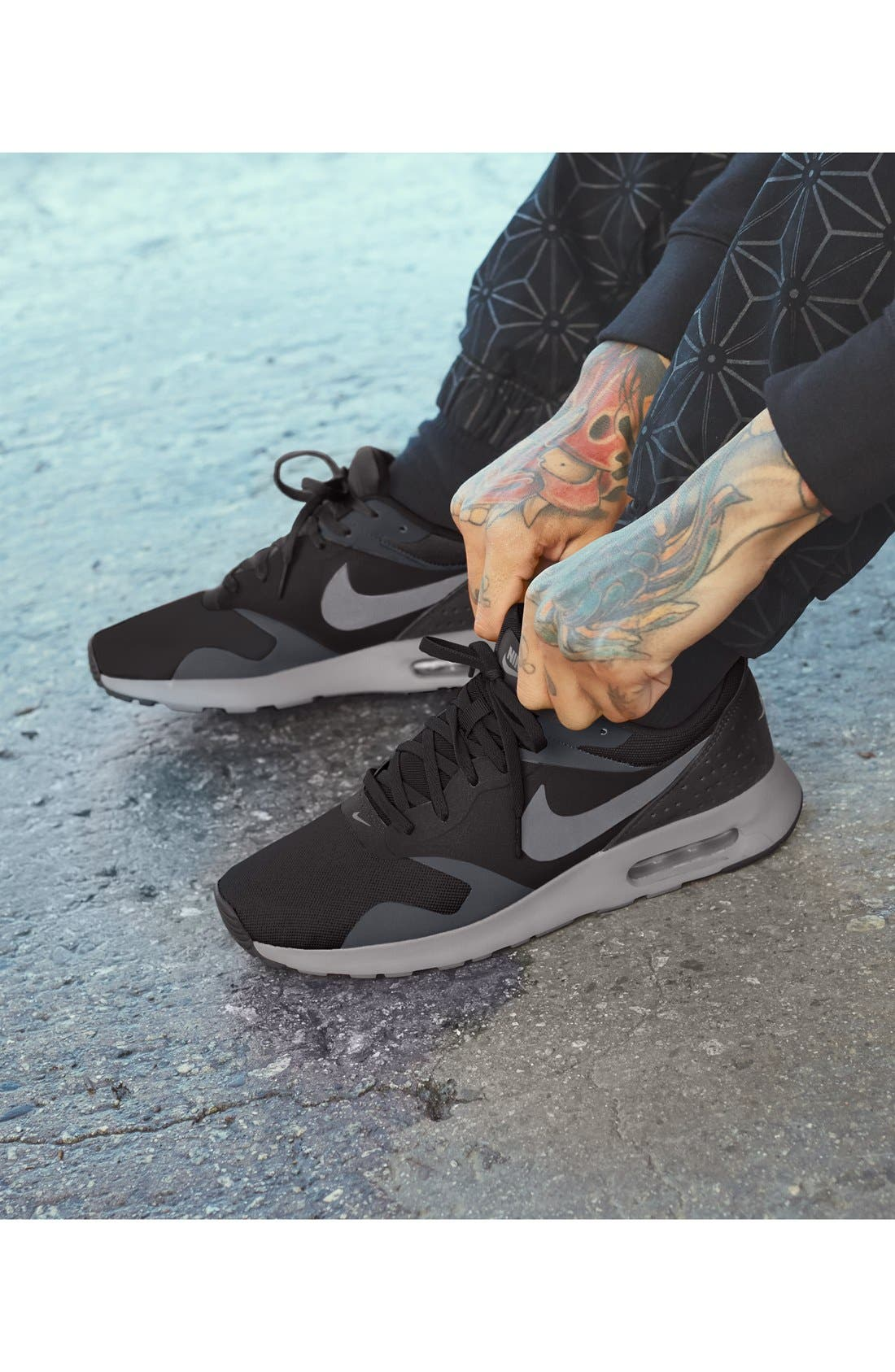 ,                             'Air Max Tavas' Sneaker,                             Alternate thumbnail 3, color,                             004