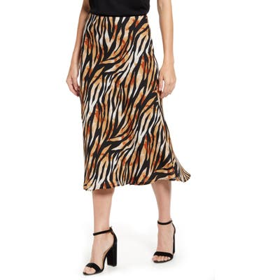 Petite Gibson X Hot Summer Nights Roselyn Pleated Maxi Skirt, Black (Regular & Petite) (Nordstrom Exclusive)