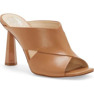Vince Camuto Averessa Slide Sandal- Beige