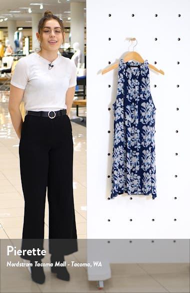 Andros Batik Sleeveless Shift Dress, sales video thumbnail