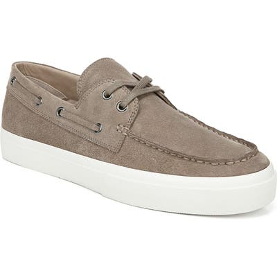 Vince Ferry Boat Shoe, Brown