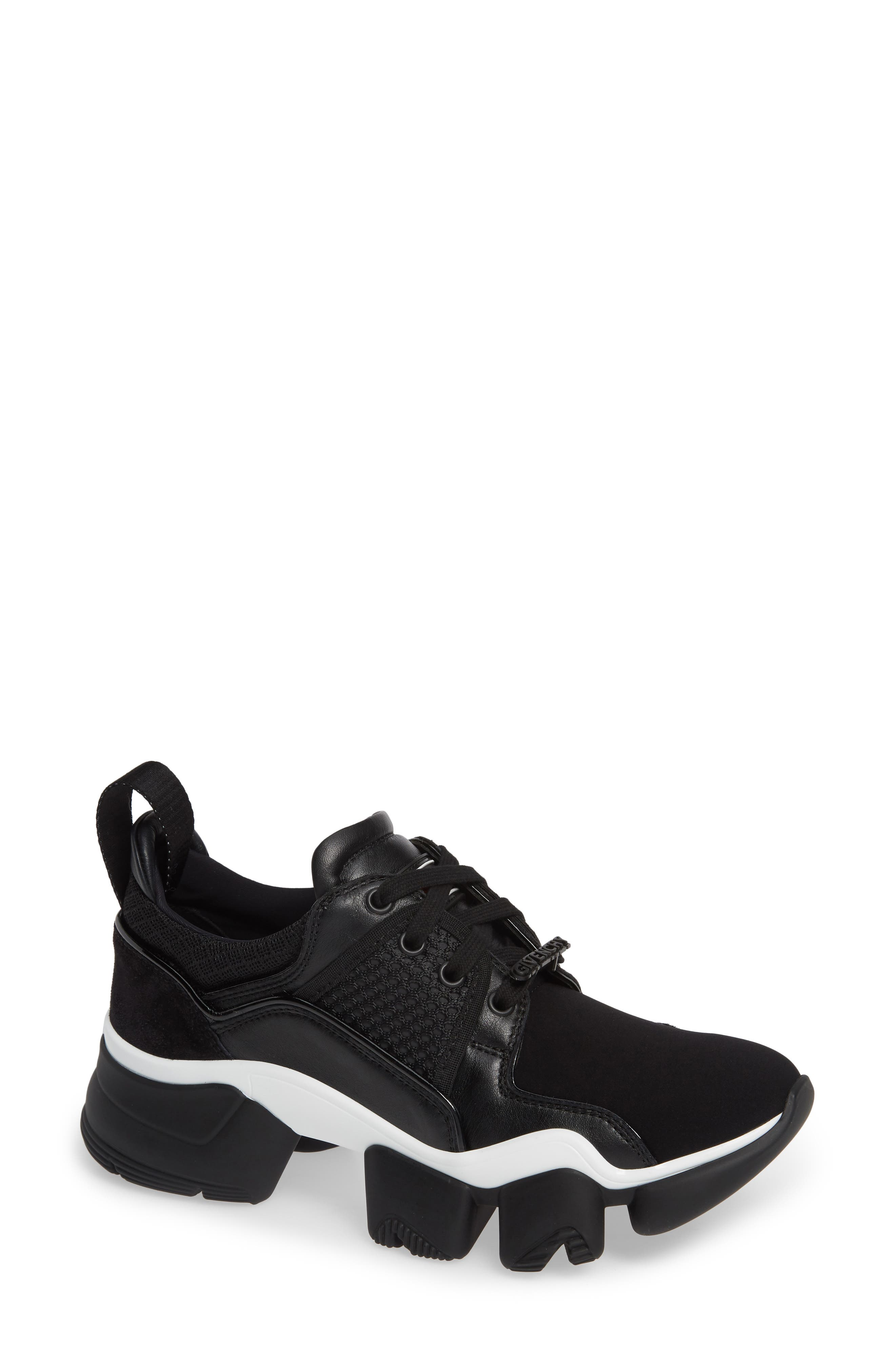 Givenchy Jaw Sneaker, Black