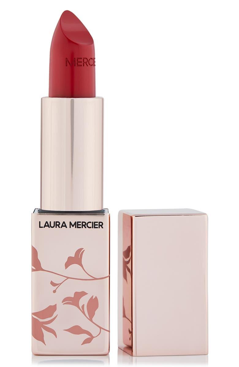 LAURA MERCIER Rouge Ultime Rouge Essentiel Silky Crème Lipstick, Main, color, NO COLOR