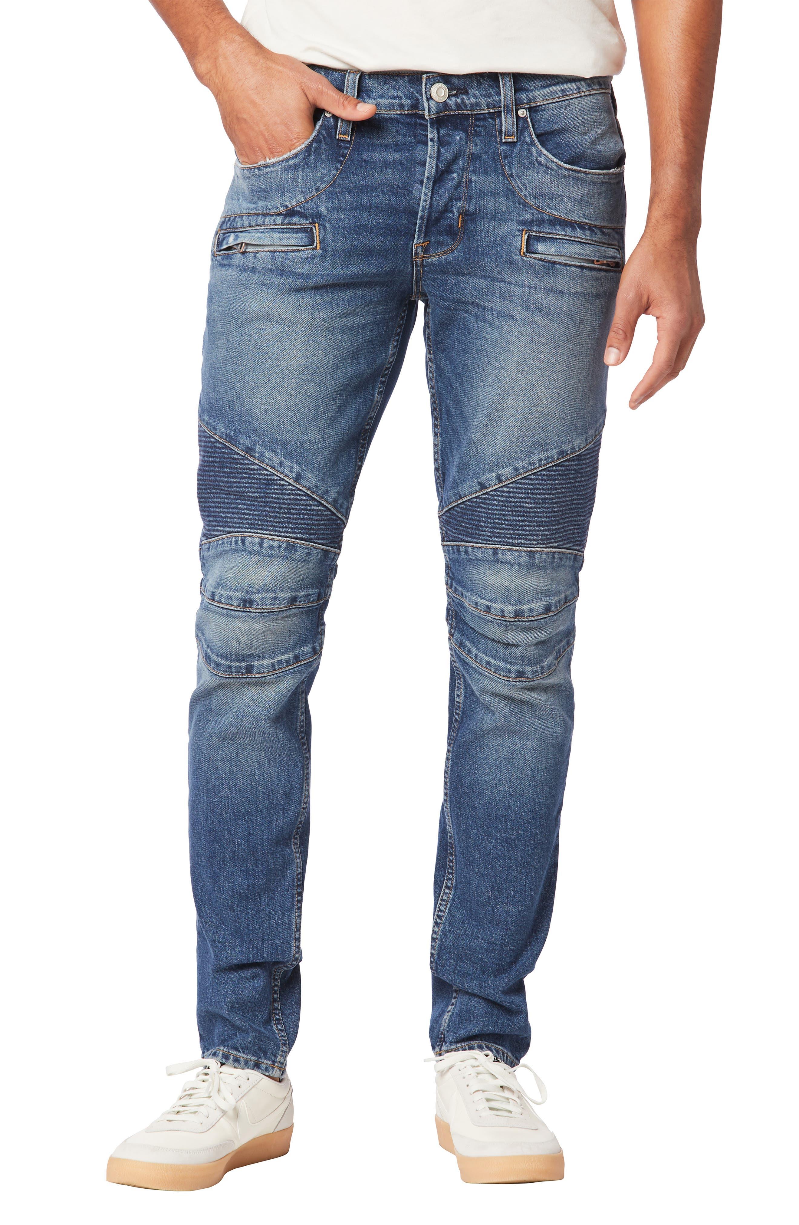 The Blinder Biker V.2 Skinny Fit Jeans