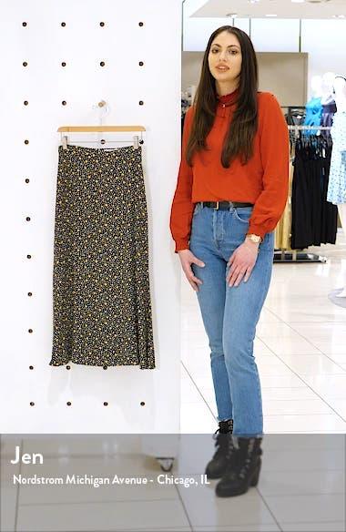 Bea Midi Skirt, sales video thumbnail