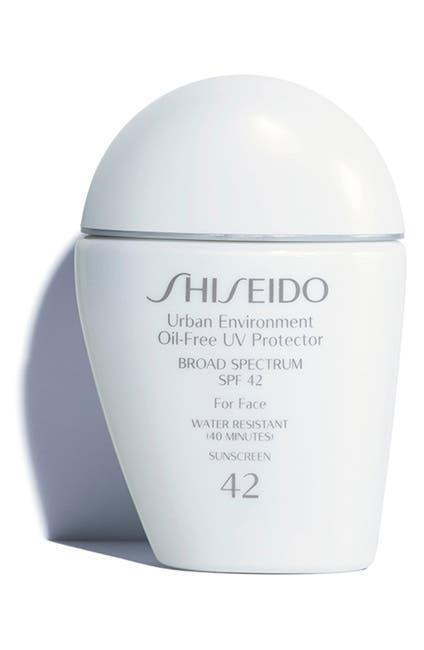 Image of Shiseido Ginza Tokyo Urban Environment Oil-Free UV Protector SPF 42 Sunscreen