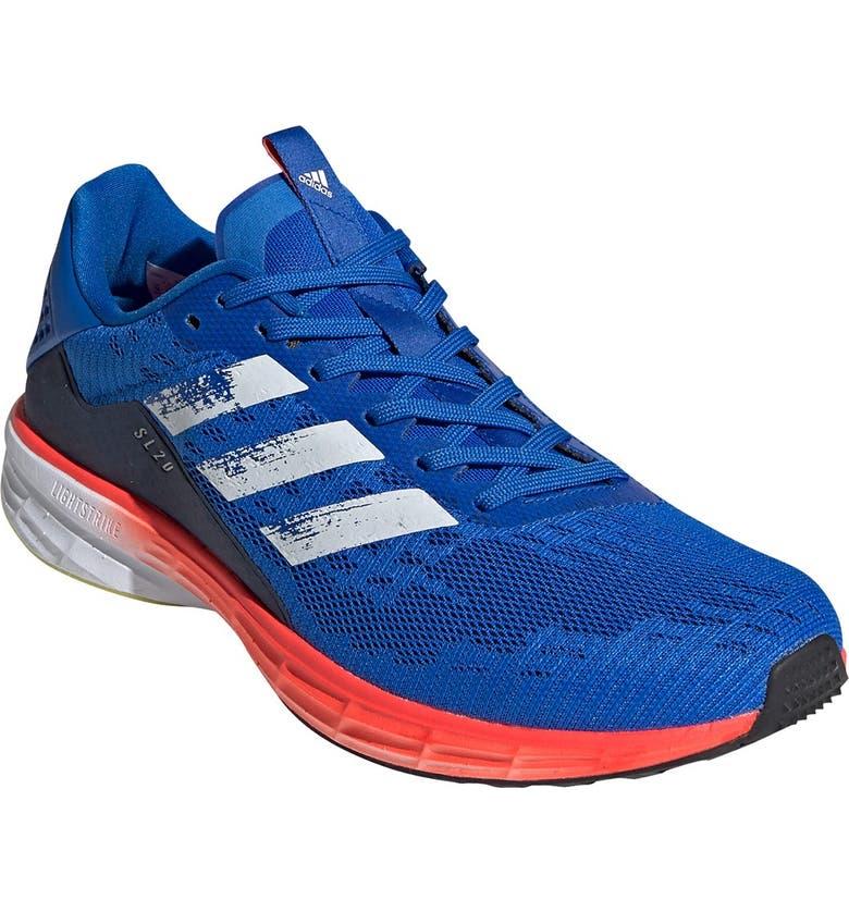 ADIDAS SL20 Summer Ready Running Shoe, Main, color, GLORY BLUE