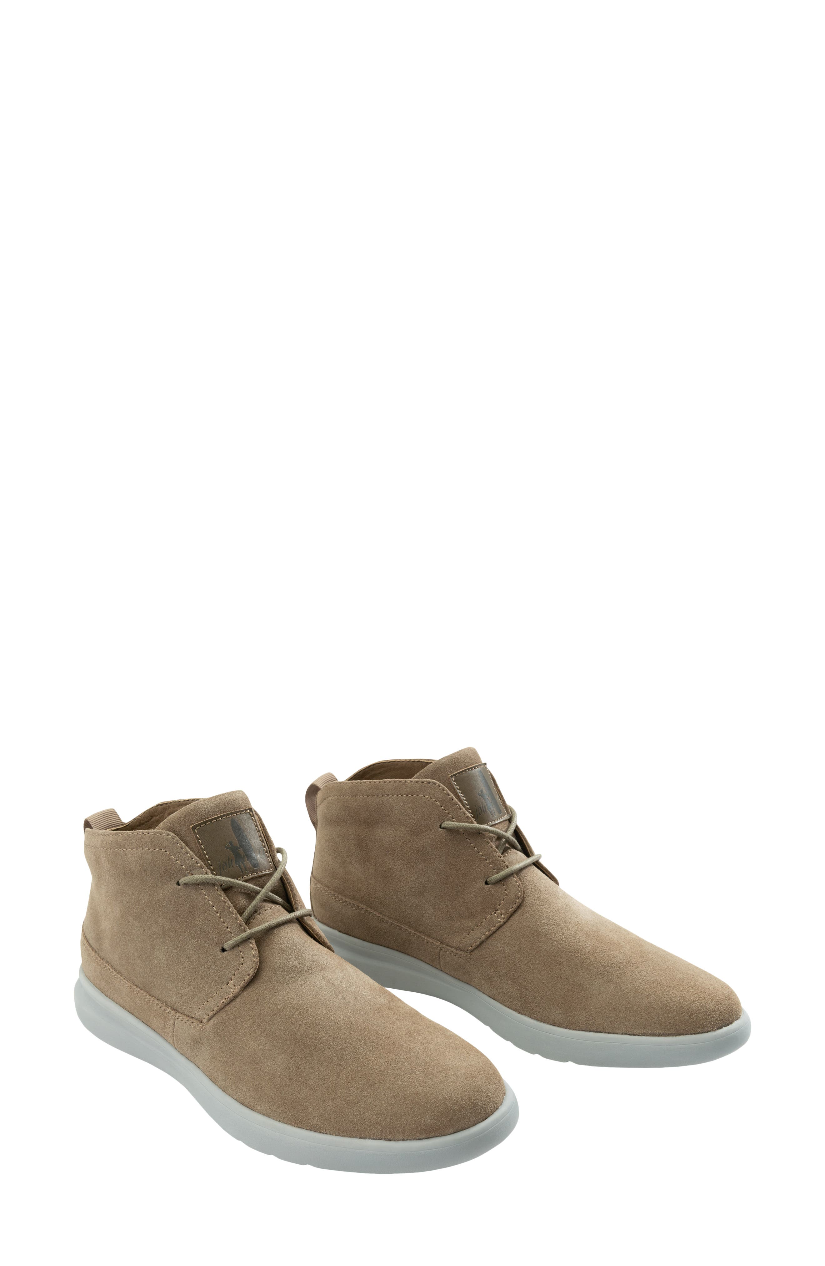 The Chill Water Resistant Chukka Boot
