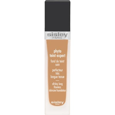 Sisley Paris Phyto-Teint Expert All-Day Long Flawless Skincare Foundation - Honey